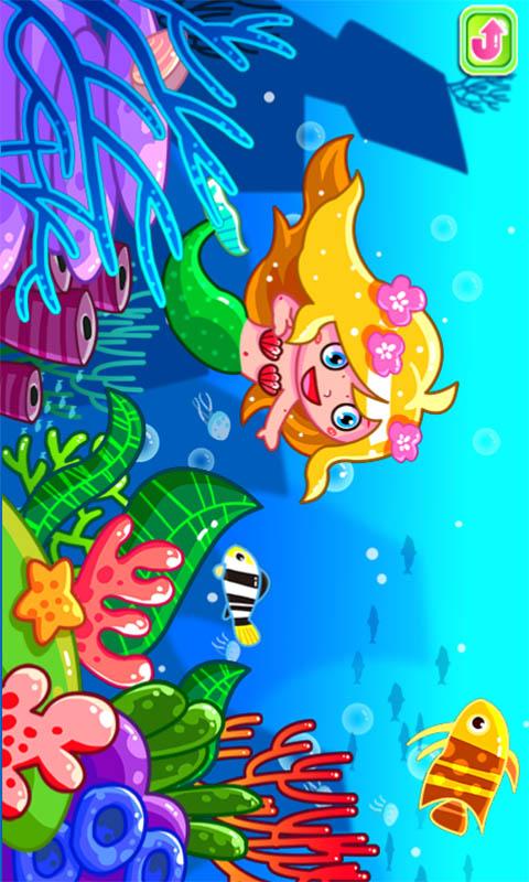 超级有爱的画画涂鸦功能,已经5个不同的可配色场景动物园,公路,海底