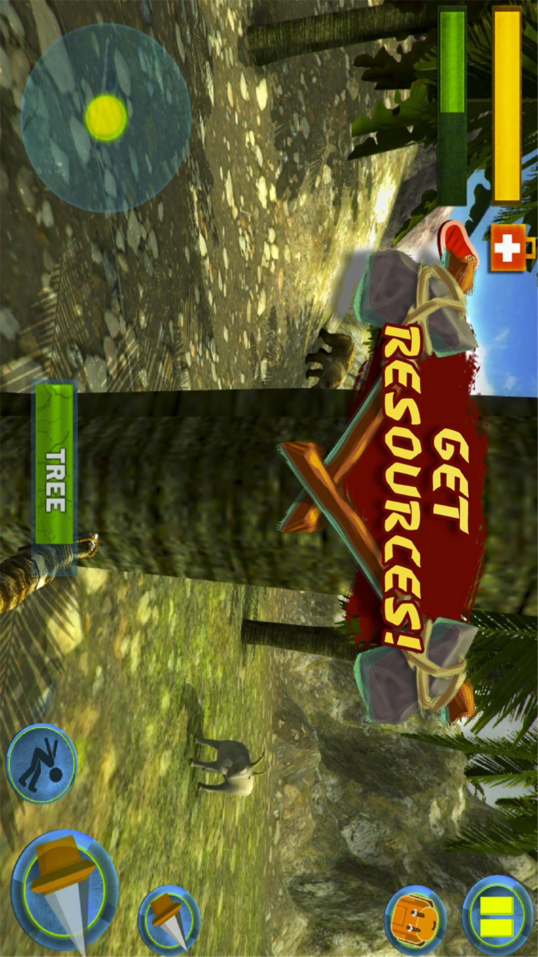 荒岛求生-动作冒险-安卓android手机游戏下载-nearme