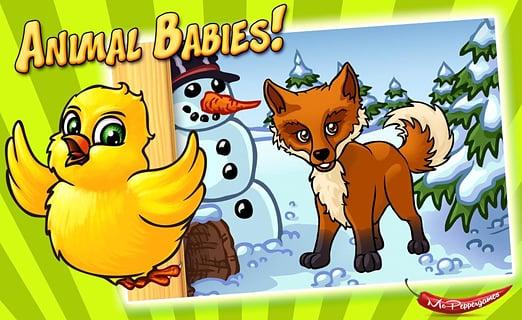 小动物拼图-休闲益智-安卓android手机游戏下载-软件